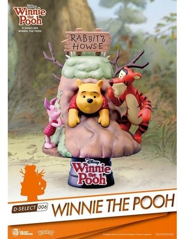 Winnie the Pooh D-Select PVC Diorama 14 cm
