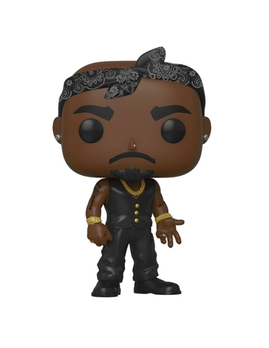 Tupac POP! Rocks Vinyl Figure Tupac 9 cm
