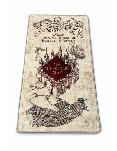 Harry Potter Carpet Marauders Map 76 x 133 cm