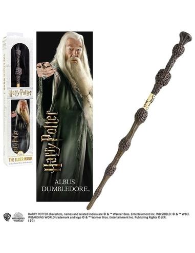 Harry Potter PVC Wand Replica Albus Dumbledore 30 cm