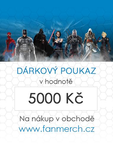 DIGITÁLNÍ DÁRKOVÝ POUKAZ V HODNOTĚ...