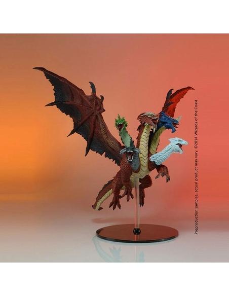 D&D Icons of the Realms Premium Miniature pre-painted Tiamat